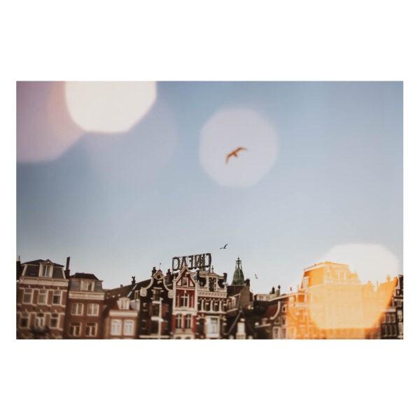 Amsterdam stock photo Fine art