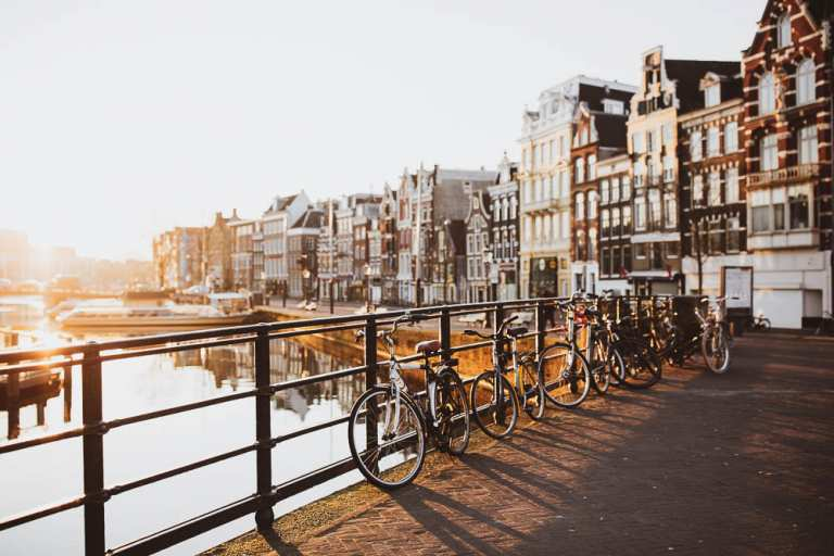The 10 best photo locations in Amsterdam